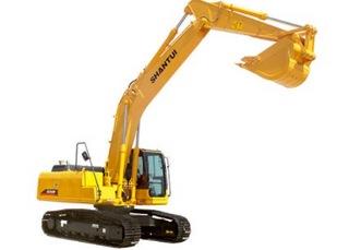 山推挖掘机 SE210W 挖掘机图片