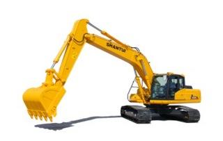 山推挖掘机 SE220W 挖掘机图片