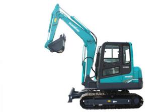 山河智能 SWE60E 挖掘机