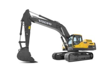 沃尔沃EC350D挖掘机