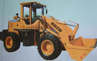 正恒机械ZL-935装载机