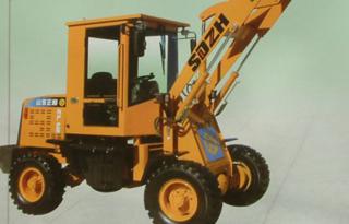 正恒机械ZL-912装载机
