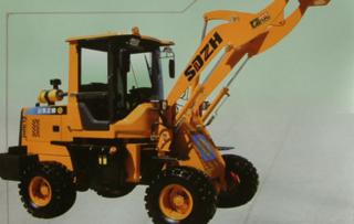 正恒机械ZL-916装载机