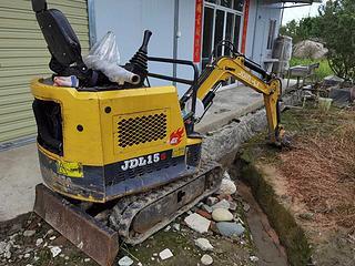 金鼎立重工JDL15S挖掘机