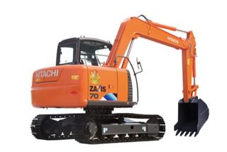 hitachiZX70-5A挖掘机