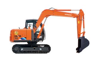 日立 ZX70-5A 挖掘机