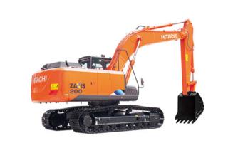 日立 ZX200-5A 挖掘机