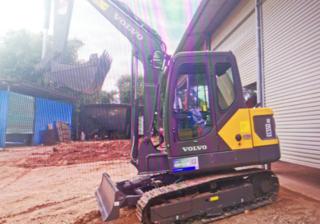 沃尔沃 EC55DAG 挖掘机
