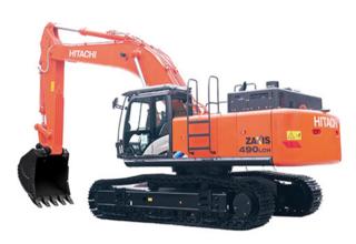 日立ZX490LCH-5A挖掘机
