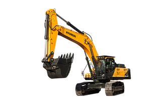 现代R520L-9VS挖掘机