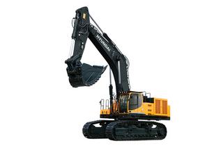 现代R850L-9VS挖掘机