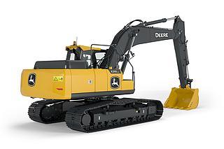 johndeereE210LC挖掘机