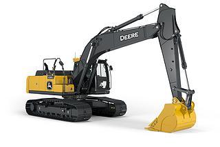 约翰迪尔E230LC挖掘机