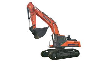煙臺萬合 DFWH530-9 挖掘機圖片
