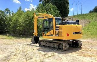 小松PC130-11挖掘机