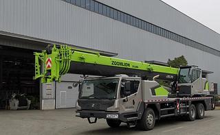 中联重科ZTC300H552起重机