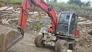 劲工JG75-9挖掘机