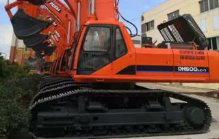 斗鑫重工 DH500LC-7 挖掘機圖片