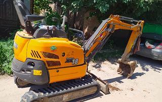 犀牛重工XN18挖掘机