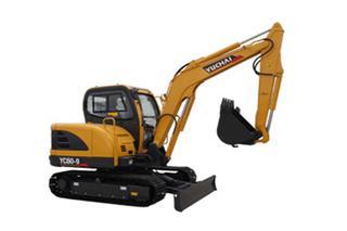 玉柴 YC60-9 挖掘机