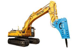 山东临工E6600FB(打锤机)挖掘机
