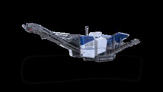 维特根MC120Z PRO移动破碎站