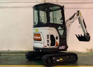 山猫 E20Z 挖掘机