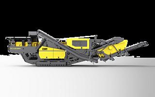 普石勒PC-1313IRD移动破碎站