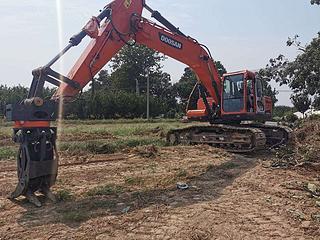 威钢WG230-9C挖掘机