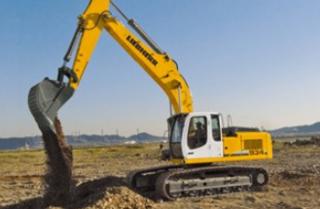 利勃海尔 R934C 挖掘机
