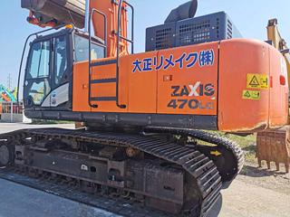 日立ZX470LC-5B挖掘机