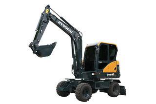 现代R60WVS Pro挖掘机