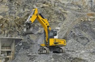 利勃海尔R980 SME挖掘机