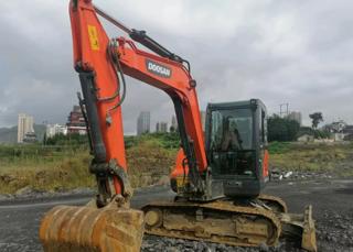 斗山DX60-9C GOLD挖掘机