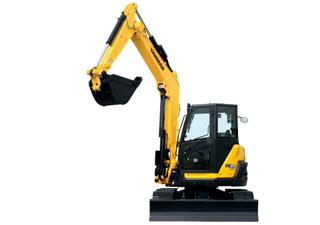 洋马 Vio85 挖掘机