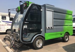 亚特重工 TZ1200DQX纯电动(高压冲洗车) 市政环卫机械