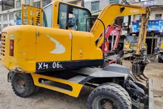 鑫豪 XH76L 挖掘机
