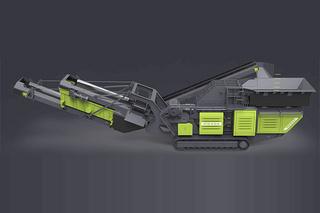美斯达MC-150IS移动破碎站