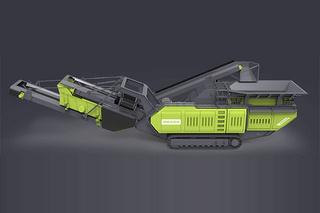 美斯达MC-1400HS移动破碎站