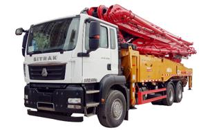 三一重工SYM5343THB 490C-8泵车