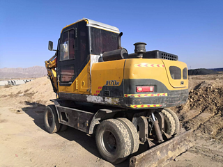 嘉和重工JH70W挖掘机