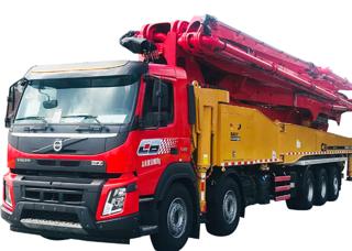 三一重工 SYM5535THB 620C-8 泵车