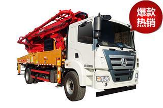 三一重工 SYM5290THBES 430C-10 泵车