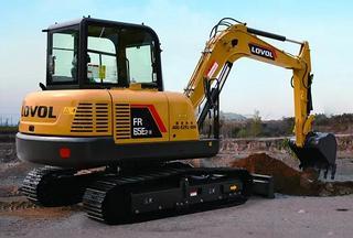 雷沃重工FR65E2-H挖掘机