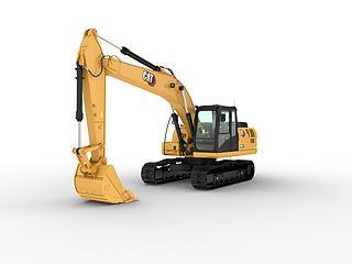 卡特彼勒320GX挖掘机
