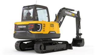 沃尔沃 EC55 Electric(电动) 挖掘机