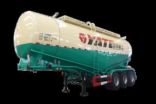 亚特重工 TZ9407GFLB 粉粒物料运输半罐车
