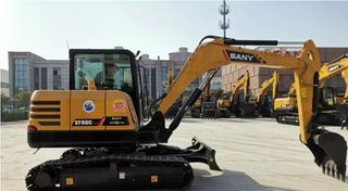 三一重工SY60C Pro挖掘机