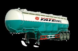 亚特重工 TZ9401GFL 粉粒物料运输半罐车