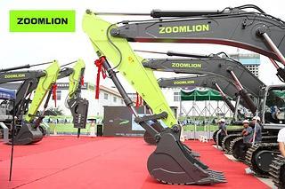 中联重科ZE370E-10挖掘机